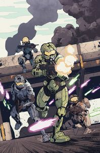 [Halo: Collateral Damage #1 (Product Image)]