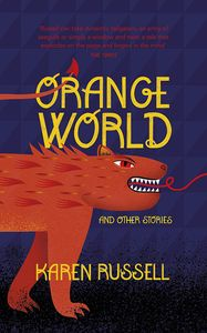[Orange World (Hardcover) (Product Image)]