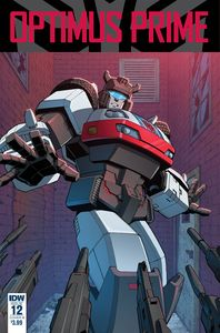 [Optimus Prime #12 (Cover A Zama) (Product Image)]