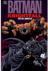 [Batman: Knightfall: Part One: Broken Bat (Titan Edition) (Product Image)]