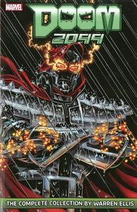 [Doom 2099: The Complete Collection By Warren Ellis (Product Image)]