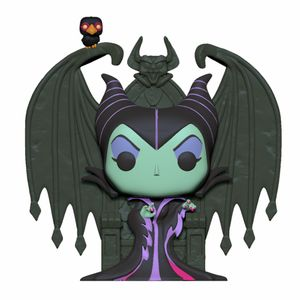 [Disney Villians: Deluxe Pop! Vinyl Figure: Maleficent On Throne (Product Image)]