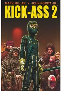[Kick-Ass 2 (Hardcover Variant Cover - Titan Edition) (Product Image)]