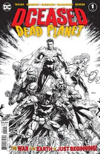 [DCeased: Dead Planet #1 (2nd Printing) (Product Image)]