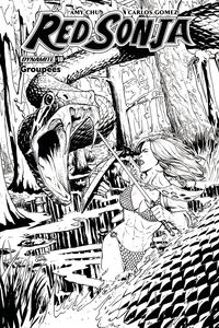 [Red Sonja #10 (Groupees Exclusive Variant) (Product Image)]