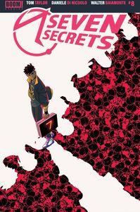 [Seven Secrets #8 (Cover A Di Nicuolo) (Product Image)]