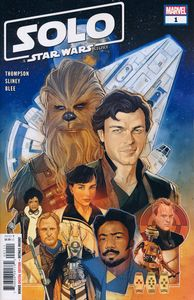 [Star Wars: Solo Adaptation #1 (Product Image)]
