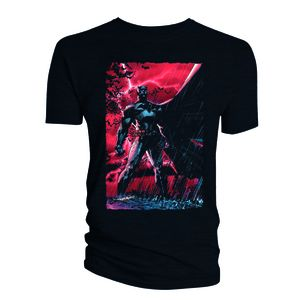 [Batman: T-Shirt: Lightning Strike By Jim Lee (Product Image)]