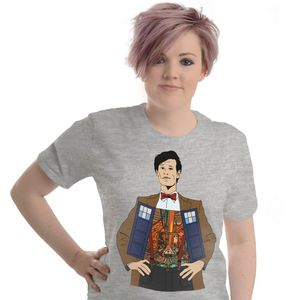 [Doctor Who: T-Shirt: The TARDIS Within (SDCC 2019) (Product Image)]