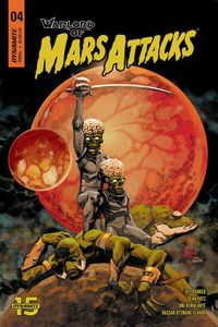 [Warlord Of Mars Attacks #4 (Cover A Johnson) (Product Image)]