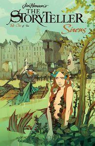 [Jim Henson's: Storyteller Sirens #1 (Preorder Rebelka Variant) (Product Image)]