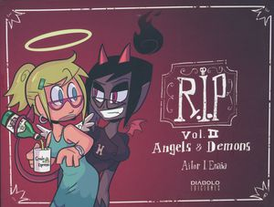 [R.I.P.: Volume 2: Angels And Demons (Product Image)]