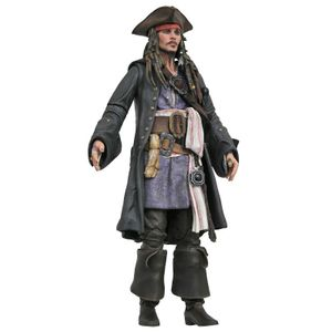 [Pirates Of The Caribbean: Dead Men Tell No Tales: Action Figure: Jack Sparrow (Product Image)]