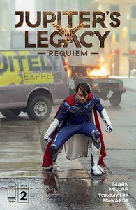 [Jupiter's Legacy: Requiem #2 (Cover D Netflix Photo Cover (M) (Product Image)]