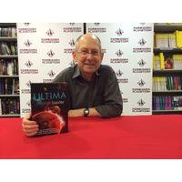 [Stephen Baxter Signing Ultima (Product Image)]