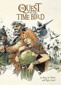 [The Quest For The Time Bird (Hardcover) (Product Image)]