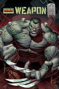 [Weapon H #1 (Keown Hulk Homage Variant) (Legacy) (Product Image)]
