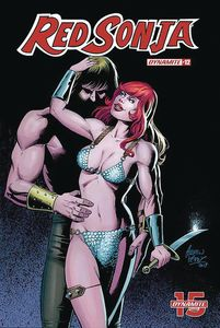 [Red Sonja #12 (Pepoy Seduction Variant) (Product Image)]