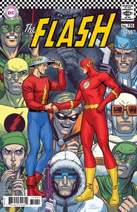 [Flash #750 (1960s Nick Derington Variant Edition) (Product Image)]