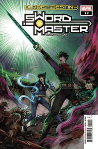 [Sword Master #12 (Product Image)]