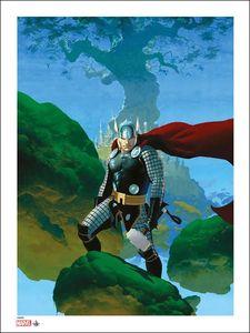 [Marvel: Giclee Print: Astonishing Thor (Signed & Numbered) (Product Image)]