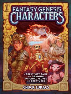 [Fantasy Genesis Characters (Product Image)]