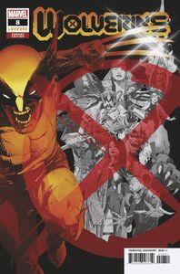 [Wolverine #8 (Sienkiewicz Variant) (Product Image)]