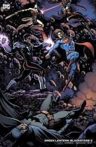 [Green Lantern: Blackstars #3 (Variant Edition) (Product Image)]