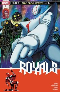 [Royals #9 (Legacy) (Product Image)]
