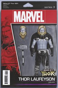 [What If? Thor #1 (Christopher Action Figure Variant) (Product Image)]