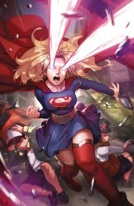 [Supergirl #41 (Derrick Chew Card Stock Variant Edition) (Product Image)]