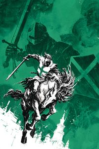 [The Last Knight Of St Hagan #3 (Product Image)]