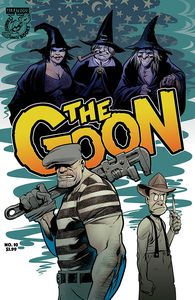 [Goon #10 (Cover A Powell) (Product Image)]