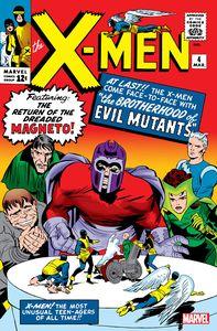 [X-Men #4 (Facsimile Edition) (Product Image)]