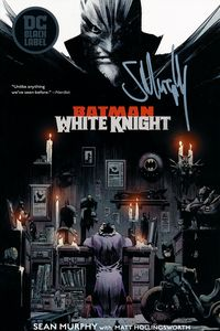 [Batman: White Knight (Signed Edition) (Product Image)]