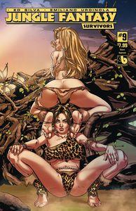 [Jungle Fantasy: Survivors #9 (Vixens Daybreak) (Product Image)]