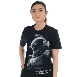 [Kojima Productions: T-Shirt: Ludens II (Product Image)]