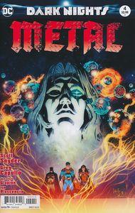 [Dark Nights: Metal #4 (2nd Printing) (Product Image)]
