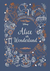 [Disney Animated Classics: Alice In Wonderland (Hardcover) (Product Image)]