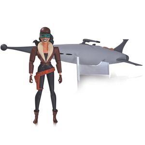 [Batman Animated: Deluxe Action Figure: Roxy Rocket (Product Image)]