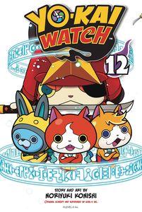 [Yo-Kai Watch: Volume 12 (Product Image)]