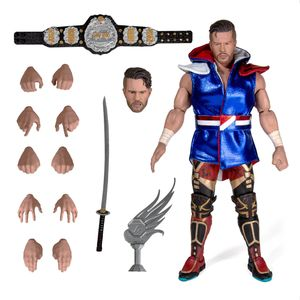 [New Japan Pro Wrestling: Ultimates Action Figure: Will Ospreay (Product Image)]