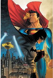 [Superman/Batman: Night & Day (Titan Edition) (Product Image)]