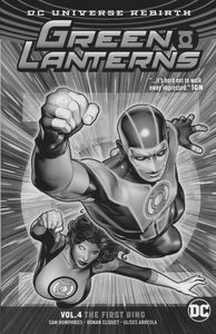 [Green Lanterns: Volume 4: The First Rings (Rebirth) (Product Image)]