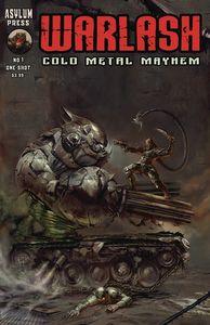 [Warlash: Cold Metal Mayhem (One Shot) (Product Image)]