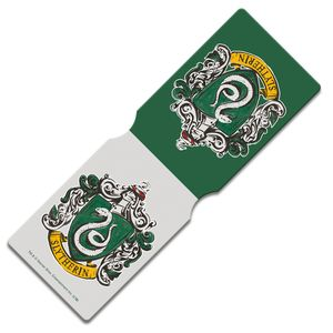 [Harry Potter: Travel Pass Holder: Slytherin House Crest (Product Image)]