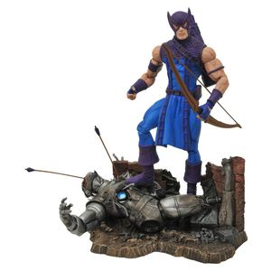 [Marvel Select: Action Figure: Classic Hawkeye (Product Image)]