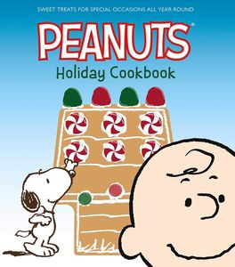 [The Peanuts Holiday Cookbook (Hardcover) (Product Image)]