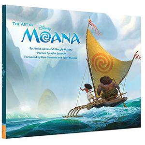 [The Art Of Moana (Hardcover) (Product Image)]