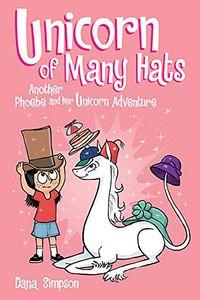 [Unicorn Of Many Hats: Another Phoebe & Her Unicorn Adventure: Volume 7 (Product Image)]